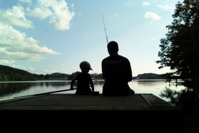 This memory tells a story of a time when my father and I went on a fishing trip for a weekend and grew closer through a hobby in which we both enjoy.