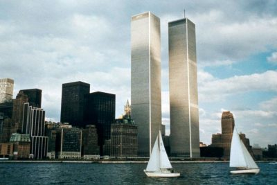 In this memory, my friend Aruba describes the first time she visited America and got a glimpse of the twin towers. She was so fascinated by how big they were because back in her home country Pakistan she had never seen such skyscrapers.