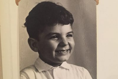 <br /> I interviewed my father at my home in the suburbs. My father was a regular fifth grader who was excited for his first day of school. This was an important experience for my father because it taught him to stand up for himself. He used this as an example and a lesson to teach my sister and I when we were the same age as he was at that time.<br />